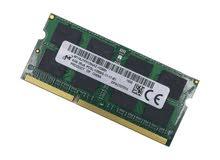 Ram DDR 3 PC3  ( 4GB ) شبه جديد السعر قابل للتفاوض