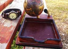 قطعة خشبية نادررة، صناعة ايطالية صنعت تقريباً عام 1960