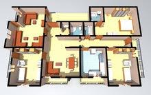 شقة للبيع في كافوري مربع 4