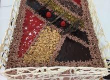 كيك ومعجنات وحلويات الياقوتة الحمراء