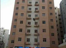 Salmiya neighborhood Hawally city - 40 sqm apartment for rent
