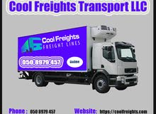 Need you Chiller Truck, Freezer Truck and Refrigerated Truck for Rent