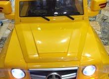 سياره مرسيدس شحن فاخره جدا 12فولت ماتورين   يوجد خدمه التوصيل0796316653