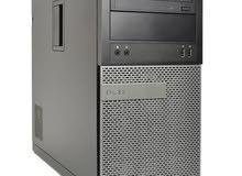 للبيع جهاز حاسب ديل كور آي 3 بسعر 650 ريال