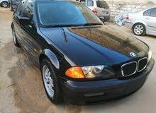 بي ام دبليو i 320 BMW موديل 2000 جمرك رساله مفتوحه