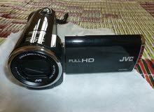 كاميرا فيديو JVC جديدة من أمريكا