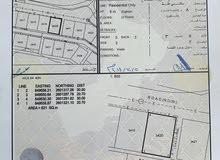للبيع ارض سكنية كورنر في مرتفعات العامرات الثانية