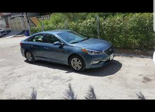 Automatic Turquoise Hyundai 2017 for sale