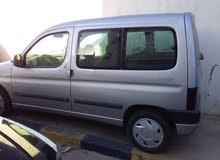 Gasoline Fuel/Power   Citroen Berlingo 2001
