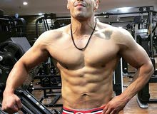 Fitness Trainer ready for work for Gyms Or 5 star Hotels