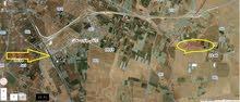 ارض الذهيبه الغربيه 575م ممر عمان التنموي للبيع