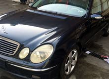 km mileage Mercedes Benz E 240 for sale