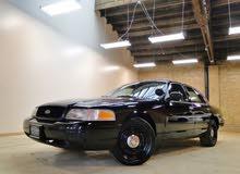 مطلوب سيارة فورد كراون فكتوريا دورية من موديل 2006 إلى 2011