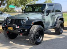Expat owned  Jeep Wrangler 2014 Anvil for sale