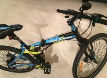دراجة هوائية جبليه رياضيه