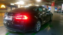 Tesla S 2014 For sale - Blue color