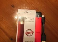 Myle used