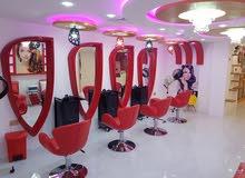 صالون نسائى للبيع أو الإيجار بشارع المعارض البحرين
