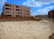 ارض بيع/مشاركة ناصيه على نادي الشروق 1024 متر