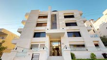 Al Rawabi neighborhood Amman city - 190 sqm apartment for sale