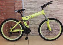 دراجة هوائية مميزة لاند روفر