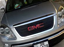 GMC Acadia 2009 For sale - Silver color