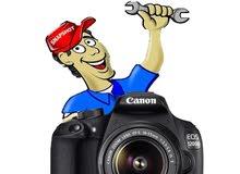 تصليح جميع انواع الكاميرات