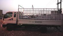 شاحنة هايوندي 3 طن 2014 بحالة جيدة للبيع