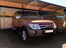 Mitsubishi Pajero 2014 for rent per Day