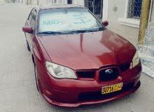 Subaru Impreza 2007 For sale - Red color