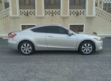 Gasoline Fuel/Power   Honda Accord 2008
