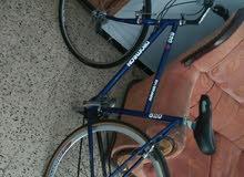 دراجة  نوع ديكالتون مستعملة .