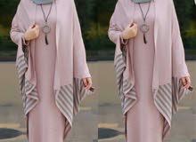 فستان قطعتين قياس خاص خاص والسعر 35  الف