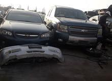 يتوفر لدينا قطع غيار السيارات المستعمله foord gmc. chevrolet