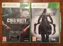 Two Xbox 360 Games ( PAL )