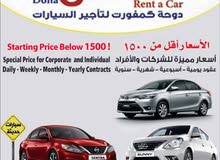Doha Comfort Rent A Car