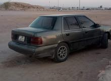 For sale Hyundai Excel car in Ajloun