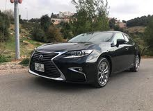 لكزس 2016 Lexus ES 300h هايبرد clean Carfax فحص كامل بدون ملاحظات بحاله الوكاله