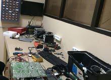 صيانة  شاشات  بلاسمااا  وتصليح  تلفزيونات والكترونيات