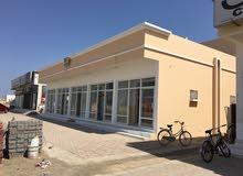 محلات جديدة للإيجار في ولاية المصنعة القريحات على الشارع الخط الأول