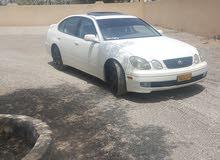 Lexus GS 1998 For sale - White color