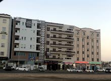 ‏A commercial residential building in Al-Anas, same line as Bank Muscat & next Pizza Hut