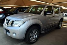 Silver Nissan Pathfinder 2014 for sale