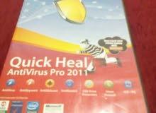 برنامج quick heal antivirus pro 2011 للاتصال :38150876 او 38419000
