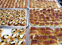 معلم فطائر سوايرية جزائري الجنسية للمحلات للحلويات