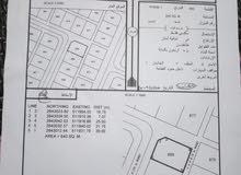 أرض سكني ف البريك مخطط 243