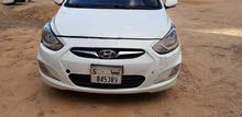 Gasoline Fuel/Power   Hyundai Accent 2012