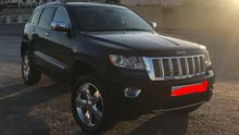 JEEP CHEROKEE OVERLAND SUMMIT 2012 (special edition)