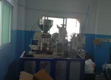 مصنع بلاستيك ومنظفات للبيع في عمان