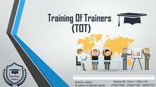 دورة تدريب المدربين TOT / اكاديمية بيت الشرق